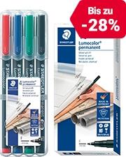 Ab CHF3.75 STAEDTLER® Lumocolor Faserschreiber