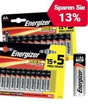 Nur CHF1.85 Energizer Batterie