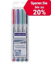 Ab CHF 3.95 Staedtler Lumocolor Faserschreiber