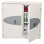 Coffre fort ignifuge Phoenix FS1921K Serrure à clé Blanc 1'250 x 585 x 1'200 mm