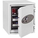 Coffre fort pour données Phoenix DS2003E Serrure électronique Blanc 690 x 720 x 770 mm