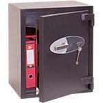 Coffre fort haute sécurité Phoenix HS2052K Serrure à clé Gris 520 x 500 x 650 mm