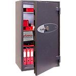 Coffre fort haute sécurité Phoenix HS2055E Serrure électronique Gris 860 x 500 x 1'630 mm
