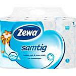 Papier toilette Zewa 3 épaisseurs 24 Unités de 140 Feuilles