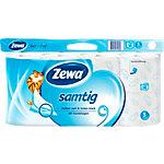 Papier toilette Zewa 3 épaisseurs 16 Unités de 140 Feuilles