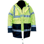 Parka M Wear 4 en 1 Nylon XL Jaune