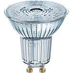 Ampoule Osram Reflector Chrystal claire GU10 5.90 W Blanc chaud