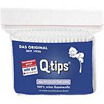 Q tips Coton tiges Recharge 160 Unités