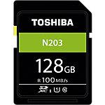 Carte mémoire SDXC Toshiba N203 128 Go