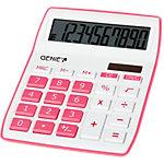 Calculatrice de bureau GENIE 840 P 10 chiffres Rose 30 x 106 mm