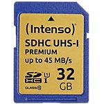Carte mémoire SDHC Intenso 32GB SDHC 32 Go