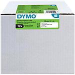 Étiquettes d'adresse DYMO LW 99010 89 mm Noir sur Blanc 1560 Unités