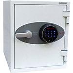 Coffre fort Phoenix Datacare DS2001F Serrure à empreintes digitales Blanc 350 x 430 x 420 mm