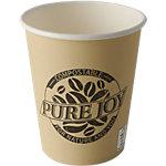 Gobelets En Carton PAPSTAR Pure Joie 200 ml 50 Unités