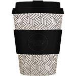 Tasse de café Ecoffee Cup Bonfrer Noir, Marron