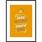 Cadre de motivation Paperflow 300 x 400 mm