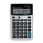 Calculatrice De Bureau Texas Instruments TI 5018 SV 105 mm Noir, Argent