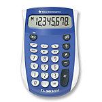 Calculatrice De Poche Texas Instruments TI 53,3 SV 80 mm Bleu
