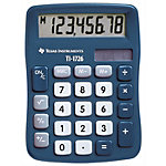 Calculatrice basique Texas Instruments TI 1726 83 mm