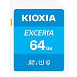Carte mémoire SD KIOXIA Exceria U1 Class 10 64 Go