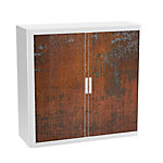 Armoire à rideau Paperflow 61760 Assortiment 1 100 x 415 x 1 040 mm