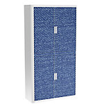 Armoire basse Paperflow EasyOffice avec 4 étagères