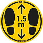 Autocollant de ligne de plancher Jalema 2 Unités