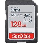 Carte mémoire SanDisk Ultra 128 Go microSDXC Classe 10