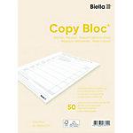 Livre de comptes Biella A4 25 Paquet de 5