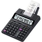 Calculatrice imprimante Casio HR 150RCE Avec rouleau 12 chiffres Noir
