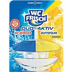 Nettoyant sanitaire et désodorisant WC Frisch Aktiv Citron Citron 50 ml
