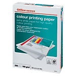 Papier Office Depot Colour printing A4 160 g