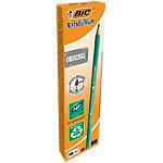 Crayon BIC Ecolutions™ Evolution HB Moyenne 12 Unités