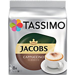 Cappuccino CAPPUCCINO CLASSICO Tassimo 8 Unités de 32.5 g