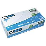 Gants M Safe 4061 Vinyle Taille XL Bleu 100 Unités