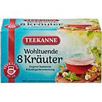 Thé TEEKANNE 8 Herbes 20 Unités de 2 g