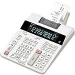 Calculatrice de bureau imprimante Casio FR 2650RC 12 chiffres Blanc