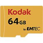 Carte mémoire Kodak Micro SDHC 64 Go