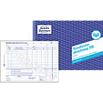 Rapports des frais de déplacement AVERY Zweckform 740 Blanc A5 paysage 14,9 x 0,6 x 21 cm 50 Feuilles