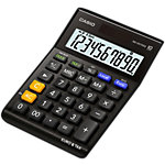 Calculatrice de bureau Casio MS 100TERII BK 10 chiffres Noir