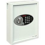 Coffre fort pour clés Phoenix KS0032 serrure électronique gris clair 30 x 10 x 36 cm