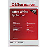 Blocs pour chevalet Office Depot Extra White Euro 80 g