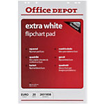 Blocs pour chevalet Office Depot Euro Euro 80 g