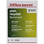 Blocs pour chevalet Office Depot Recycled A1 70 g