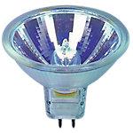 Ampoule halogène avec réflecteur dichroïque Radium Chrystal claire GU5.3 20 W Blanc chaud
