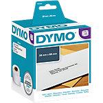 Rouleau d'étiquettes DYMO 1982991 89 x 28 mm blanc