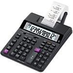 Calculatrice imprimante Casio HR 200RCE Avec rouleau 12 chiffres Noir