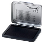 Coussin encreur Pelikan noir 50 x 70 mm pour