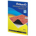 Papier carbone Pelikan 401026 A4 21 x 31 cm Noir 10 Feuilles