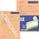 Carnet de notes AVERY Zweckform 1014 Ligné A6 65 g